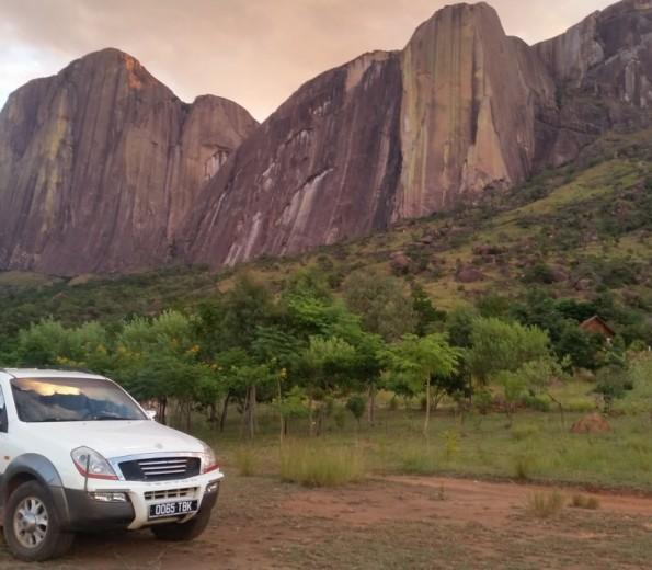 MADAGASCAR BY CAR